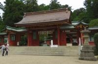 塩釜神社11志波彦神社神門