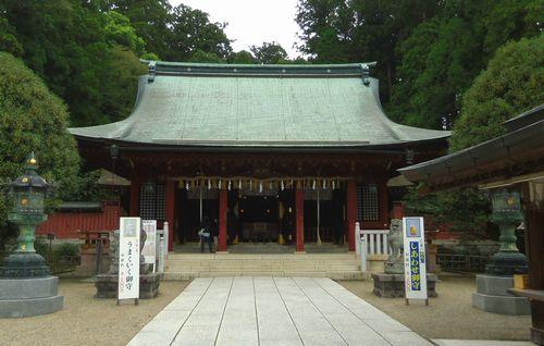 塩釜神社12志波彦神社拝殿