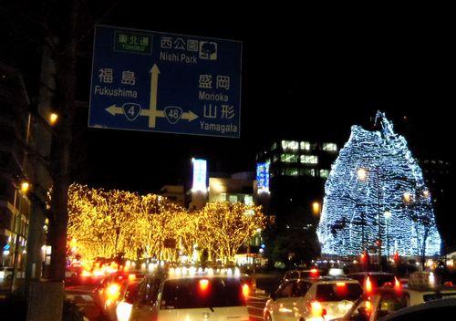 2013仙台ページェント1東二番丁定禅寺交差点