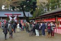 賀茂神社2014初詣3