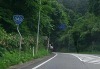 国道343号線笹ノ田峠2笹ノ田トンネル