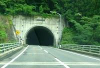 国道343号線笹ノ田峠3トンネル