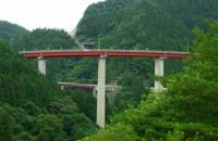 国道343号線笹ノ田峠8ループ橋