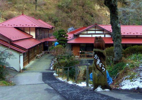 蔵王鎌倉温泉1全景