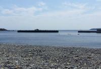 碁石海岸4碁石浜