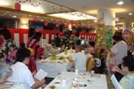東京都 足立区 介護老人保健施設(入所・短期入所・通所リハ) 千寿の郷 納涼祭  (10)