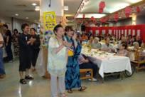 東京都 足立区 介護老人保健施設(入所・短期入所・通所リハ) 千寿の郷 納涼祭  (9)
