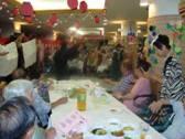 東京都 足立区 介護老人保健施設(入所・短期入所・通所リハ) 千寿の郷 納涼祭  (15)