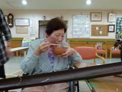 東京都 足立区 介護老人保健施設(入所・短期入所・ショートステイ)  千寿の郷 流しソーメン7