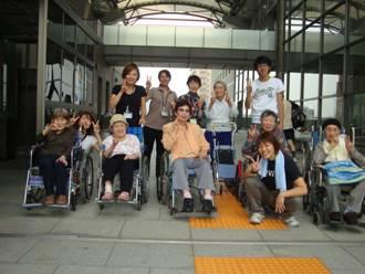 東京都 足立区 介護老人保健施設(入所・短期入所・ショートステイ) 千寿の郷 外出6
