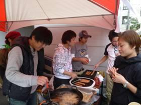 東京都 足立区 介護老人保健施設(入所・短期入所・通所リハ) 千寿の郷 健康祭り (7)