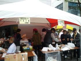 東京都 足立区 介護老人保健施設(入所・短期入所・通所リハ) 千寿の郷 健康祭り (5)