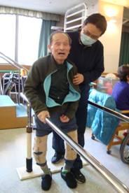 東京都 足立区 介護老人保健施設(デイケア・通所リハ) 千寿の郷 デイセラピストの1日 (2)