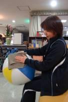 東京都 足立区 介護老人保健施設(デイケア・通所リハ) 千寿の郷 デイセラピストの1日 (1)