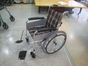 東京都 足立区 介護老人保健施設(入所・短期入所・通所リハ) 千寿の郷 車いす (1)