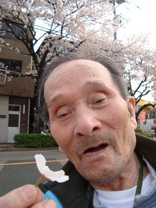 東京都 足立区 介護老人保健施設(入所・短期入所・通所リハ) 千寿の郷 お花見8
