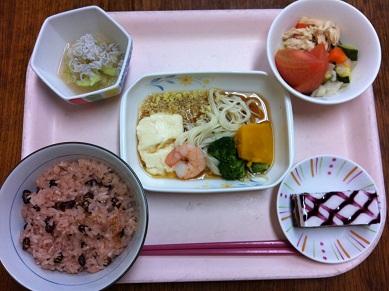 東京都 足立区 介護老人保健施設(入所・短期入所・通所リハビリ) 千寿の郷 栄養課 食事