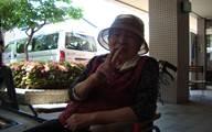 東京都 足立区 介護老人保健施設 千寿の郷(入所・短期入所・通所リハ) 外出レク 菖蒲園