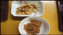 東京都 足立区 介護老人保健施設(入所 短期入所 通所リハビリ) 千寿の郷 食事の様子 みじん食