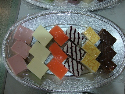 東京都 足立区 介護老人保健施設(入所・短期入所・通所リハビリ) 千寿の郷 納涼祭 ケーキ
