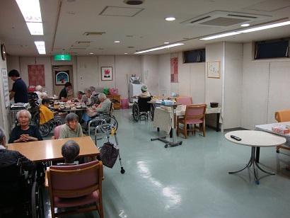 東京都 足立区 介護老人保健施設(入所・短期入所・通所リハビリ) 千寿の郷 入所フロア 介護職