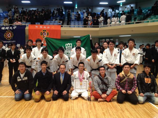 2013年 全日本学生大会1