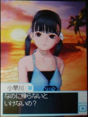 凛子伝説のビーチ15