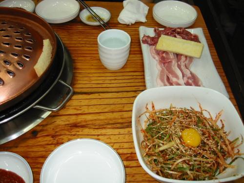 韓国食事1