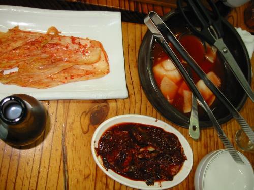 韓国食事2
