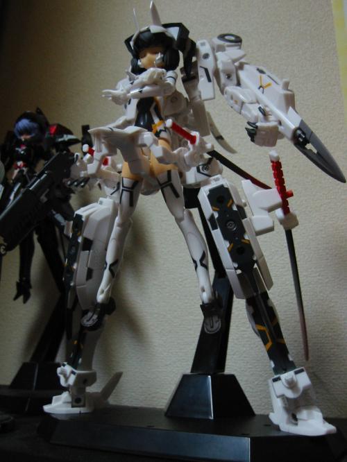 神姫 ストラーフ MkⅡ 5