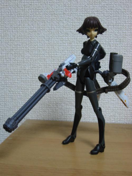 ワンダさん武装2