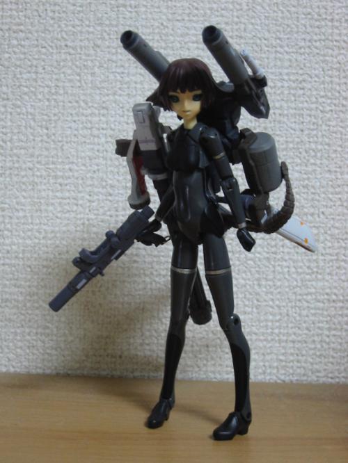 ワンダさん武装3