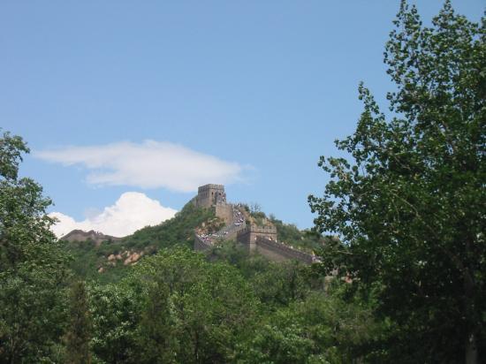 万里の長城 0