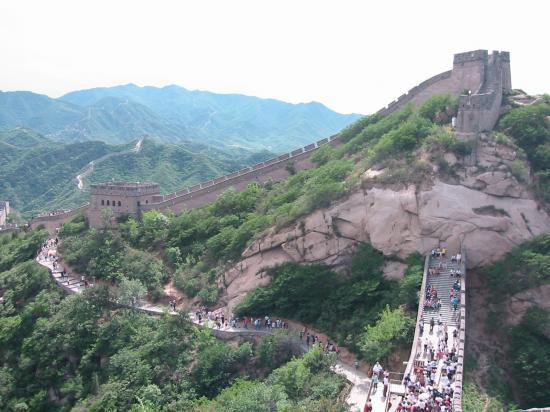 万里の長城 2