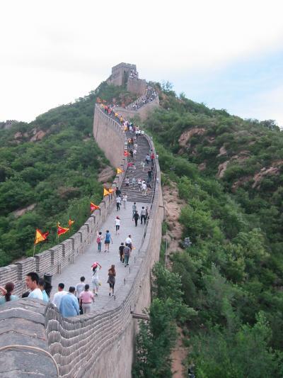 万里の長城 4