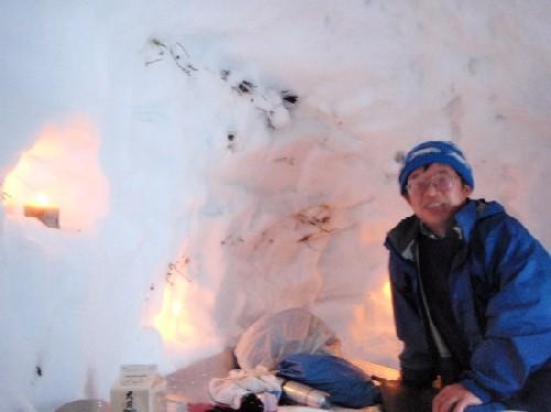 雪洞内会長