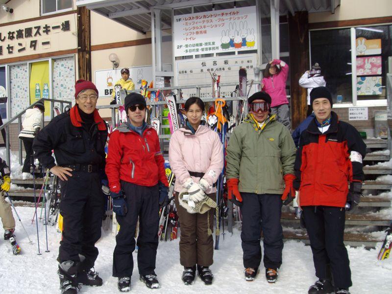片品スキー第2弾