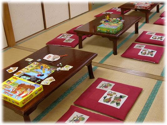 幸寿司ゲーム卓イメージ