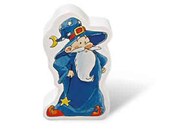 小さな魔術師:マーリンのコマ