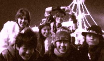 2006年12月氷川○集合