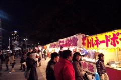 熱田神宮の屋台