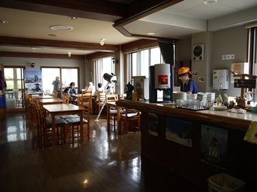 雷鳥荘の喫茶_R