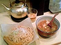 高倉二条 つけ麺