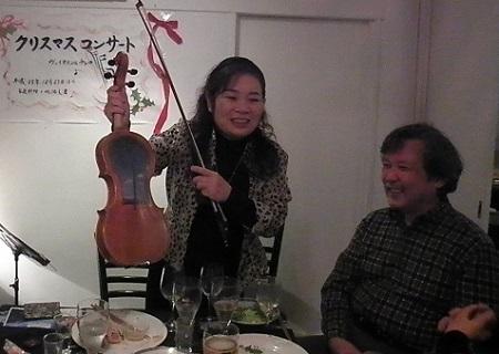 奇跡のヴァイオリン