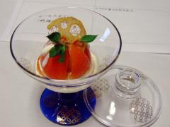 トマトのニューサマーオレンジソース煮