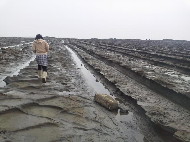 鬼の洗濯岩