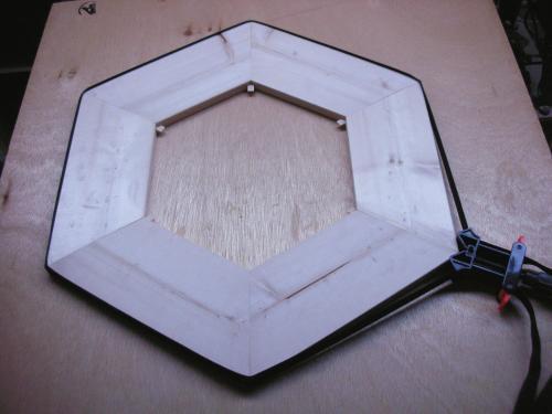 楕円の額2