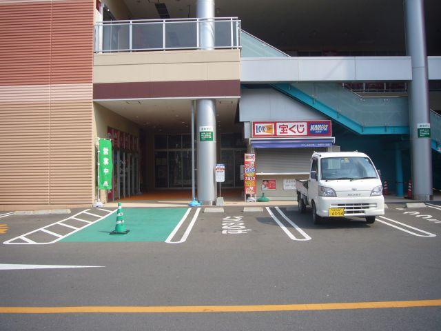 大野モールバス停その3