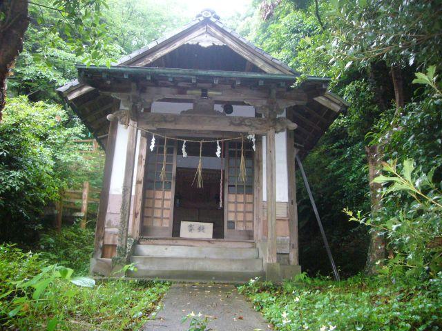春日神社(内神社)