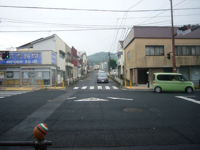 桜木町への道
